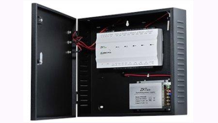 Trung tâm điều khiển cửa ra vào dùng vân tay + thẻ InBio Pro Series