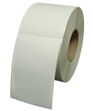 Cuộn tem nhãn giấy in  nhiệt 1 tem 102x152mm, 50m