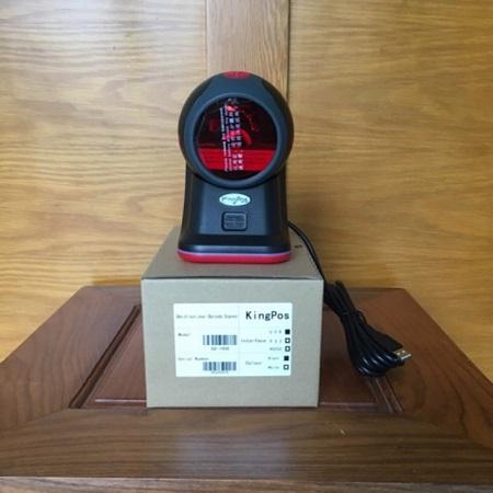 Máy quét mã vạch đa tia KingPos So-1400
