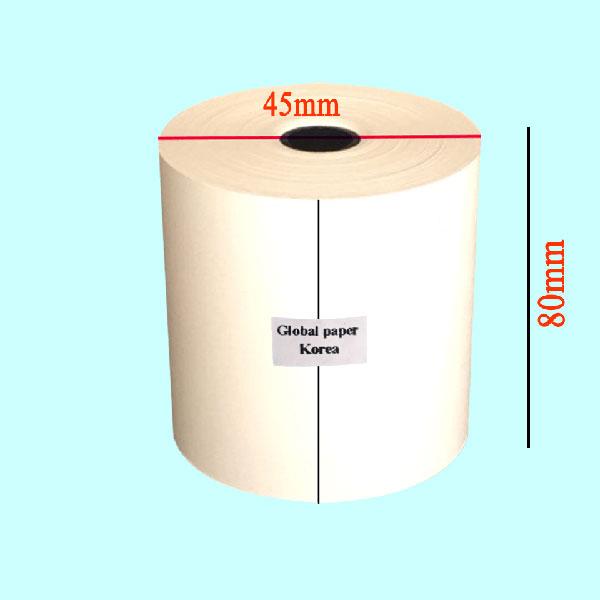 Giấy in hóa đơn k80x45 mm