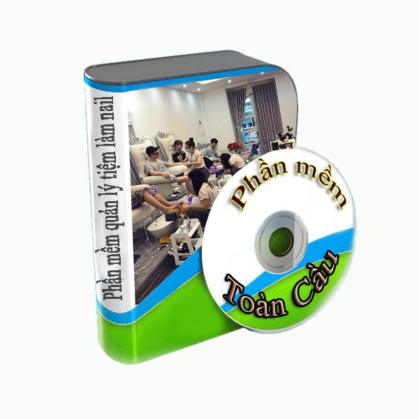 Phần mềm Quản lý bán hàng Tiệm Nail