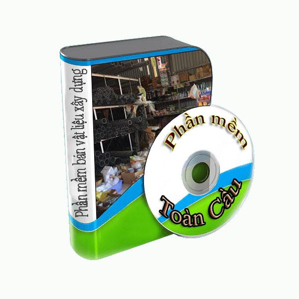 Phần mềm Quản lý bán hàng Cửa hàng Vật liệu xây dựng