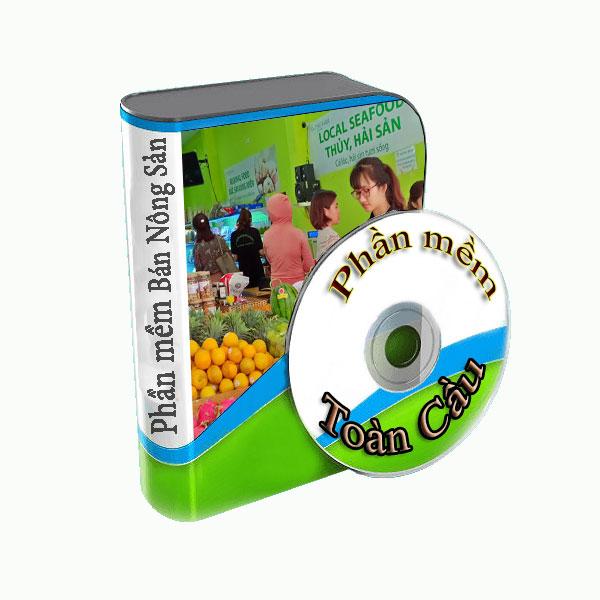 Phần mềm Quản lý bán hàng Nông sản, Thực phẩm sạch