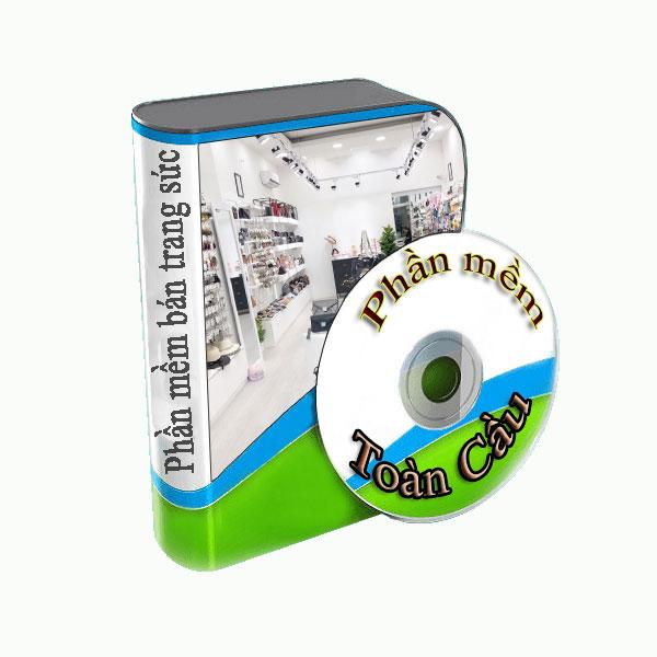 Phần mềm Quản lý bán hàng Cửa hàng Đồ trang sức