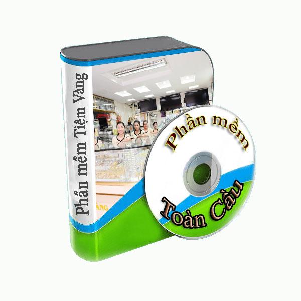 Phần mềm Quản lý bán hàng Tiệm Vàng