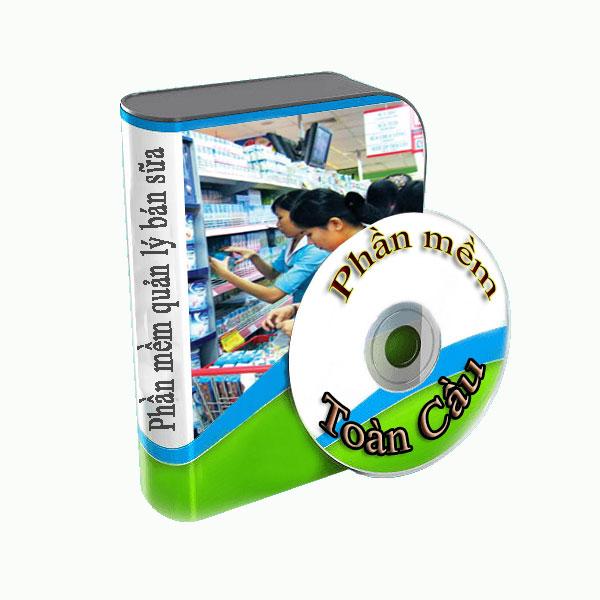 Phần mềm Quản lý Nhà phân phối Sữa