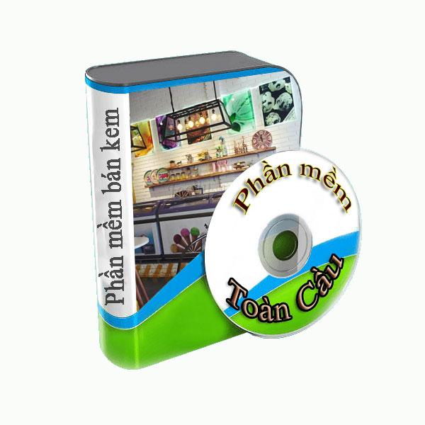 Phần mềm Quản lý bán hàng Quán kem
