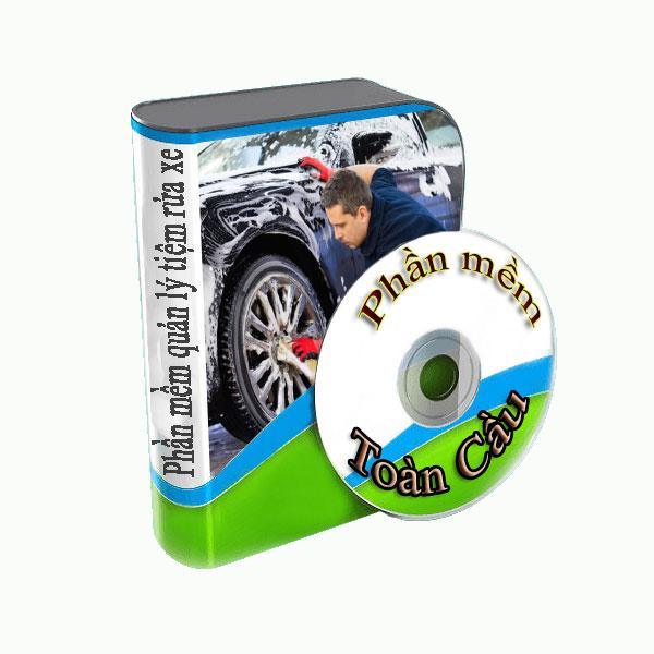 Phần mềm quản lý tiệm rửa xe