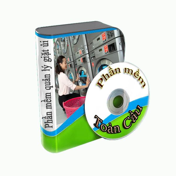 Phần mềm quản lý giặt ủi