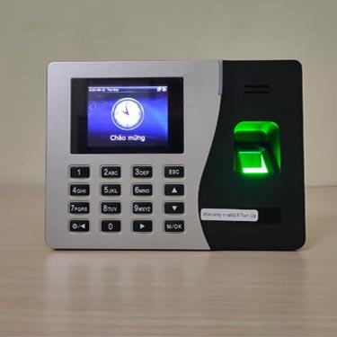 Máy chấm công vân tay, thẻ từ cảm ứng Ronald Jack TX200 [new 2020]