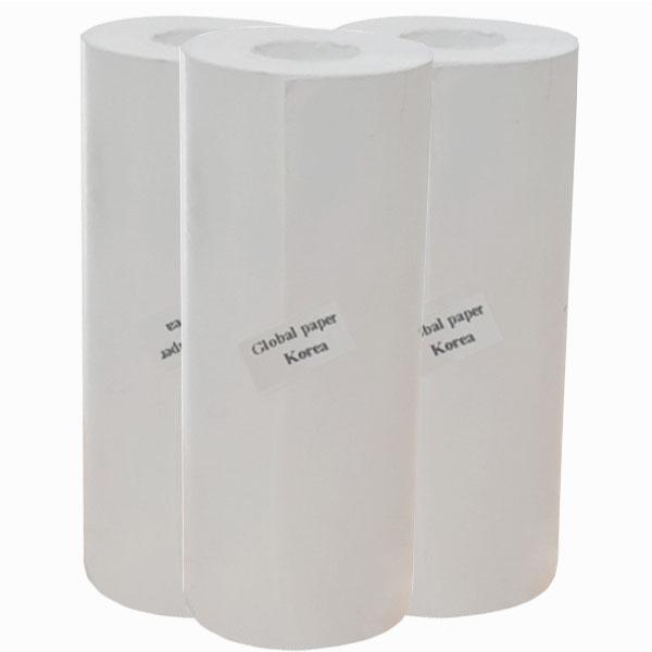 Giấy in nhiệt dùng cho y tế, vận đơn lớn K110 phi 45mm