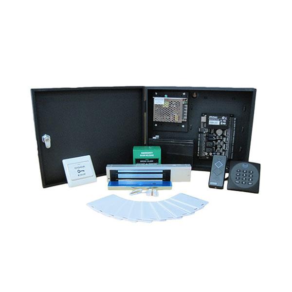 Bộ Kiểm Soát Cửa Trung Tâm Bằng Thẻ RFID C3400  Package