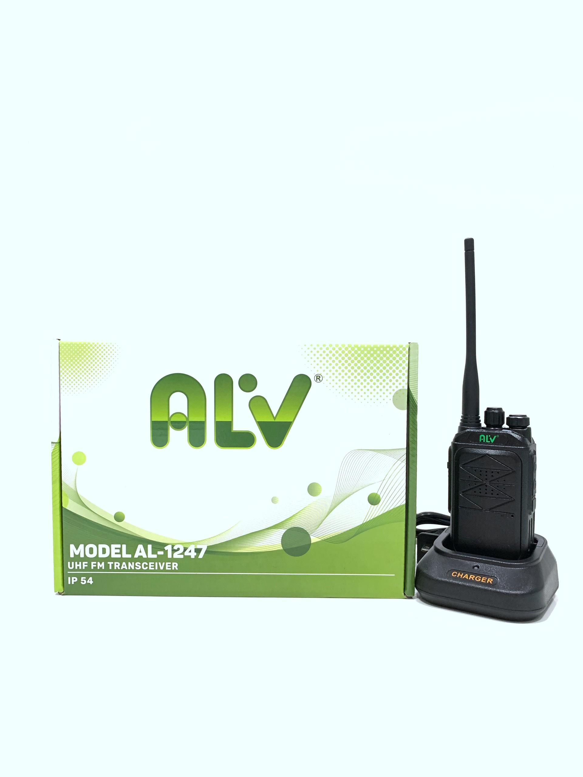 Máy bộ đàm ALV AL - 1247
