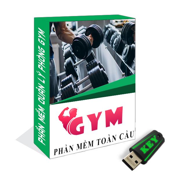 Phần mềm quản lý phòng Gym  - Giá: Liên Hệ