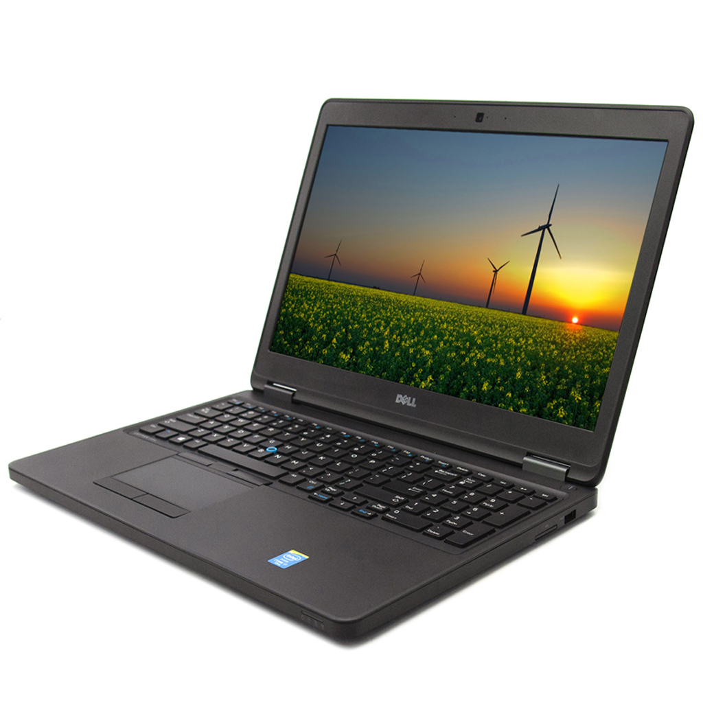 Laptop Dell latitude E5550 Core i5 - Ram 4GB - SSD 128GB - 15.6 icnh Full HD