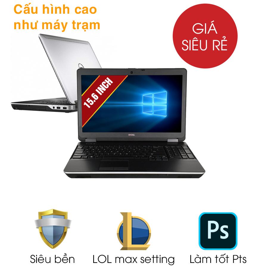 Laptop Xách Tay Dell Latitude 5480 - Intel Core i5